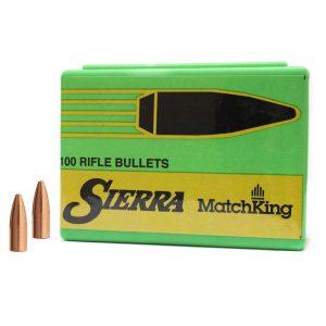 SIERRA MATCHKING HP – 22 CAL 53GR / 100