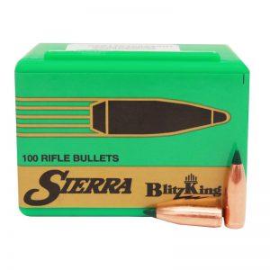 SIERRA BLITZKING – 6MM CAL 55GR / 100