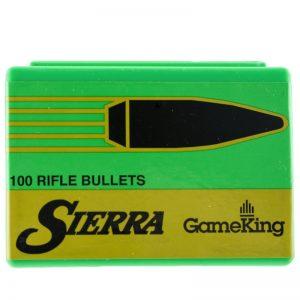 SIERRA GAMEKING HPBT – 25 CAL 120GR / 100