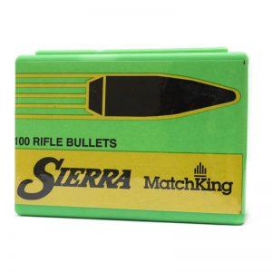 SIERRA MATCHKING HPBT – 6.5MM CAL 123GR / 100