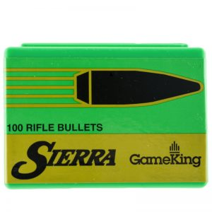 SIERRA GAMEKING SBT – 270 CAL 130GR / 100