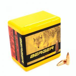 BERGER LONG RANGE BT VARMINT – 20 CAL 55GR / 100