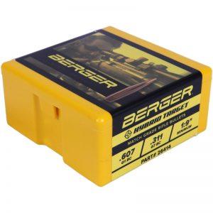 BERGER HYBRID TARGET – 6MM CAL 105GR / 100