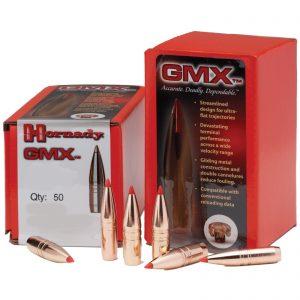 HORNADY GMX – 25 CAL 90GR / 50