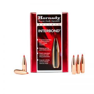 HORNADY INTERBOND – 25 CAL 110GR / 100
