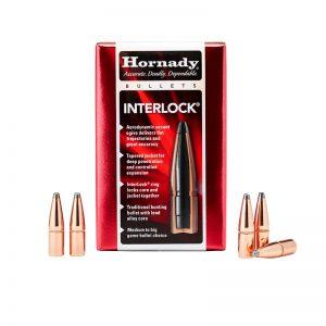 HORNADY INTERLOCK HP – 25 CAL 120GR / 100