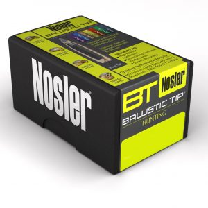 NOSLER BALLISTIC TIP HUNTING SPITZER – 6.5MM CAL 100GR / 50