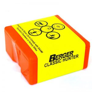 BERGER CLASSIC HUNTER – 6.5MM CAL 135GR / 100