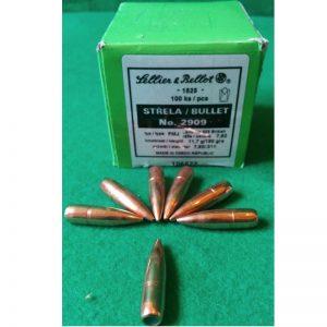 SELLIER & BELLOT SP – 30 CAL 180GR / 100