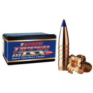 BARNES TIPPED TSX BT – 8MM CAL 160GR / 50
