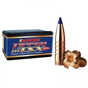 BARNES TIPPED TSX BT – 9.3MM CAL 250GR / 50