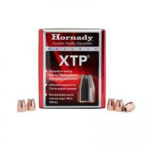 HORNADY XTP – 38 CAL 158GR / 100