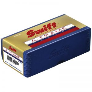 SWIFT A-FRAME SEMI-SPITZER SOFT POINT – 9.3MM CAL 286GR / 50