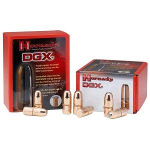 HORNADY DGX – 458 CAL 500GR / 50