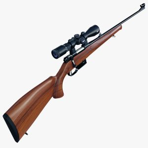 CZ 527 LUX – 223 REMINGTON